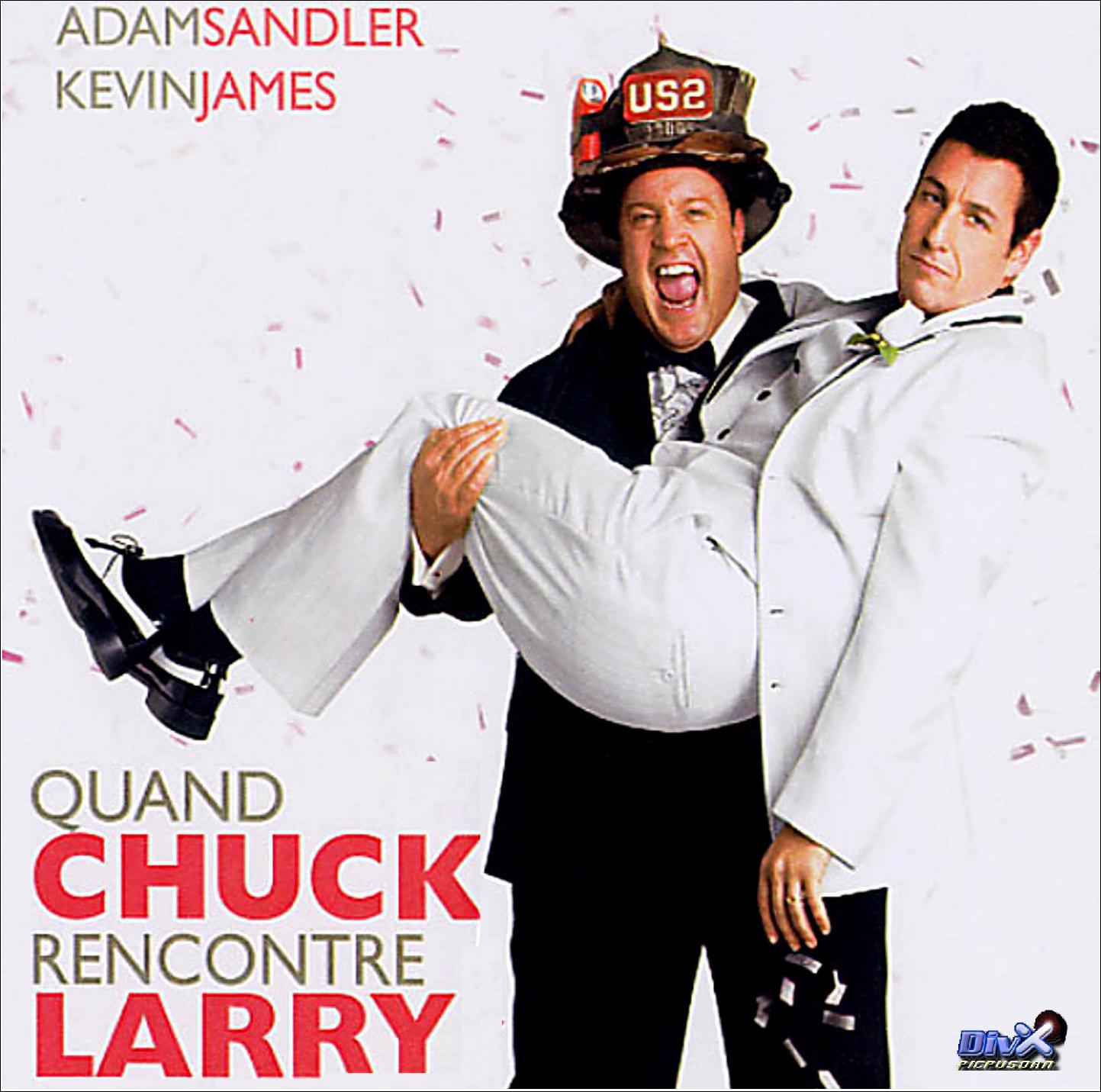 quand chuck rencontre larry cd