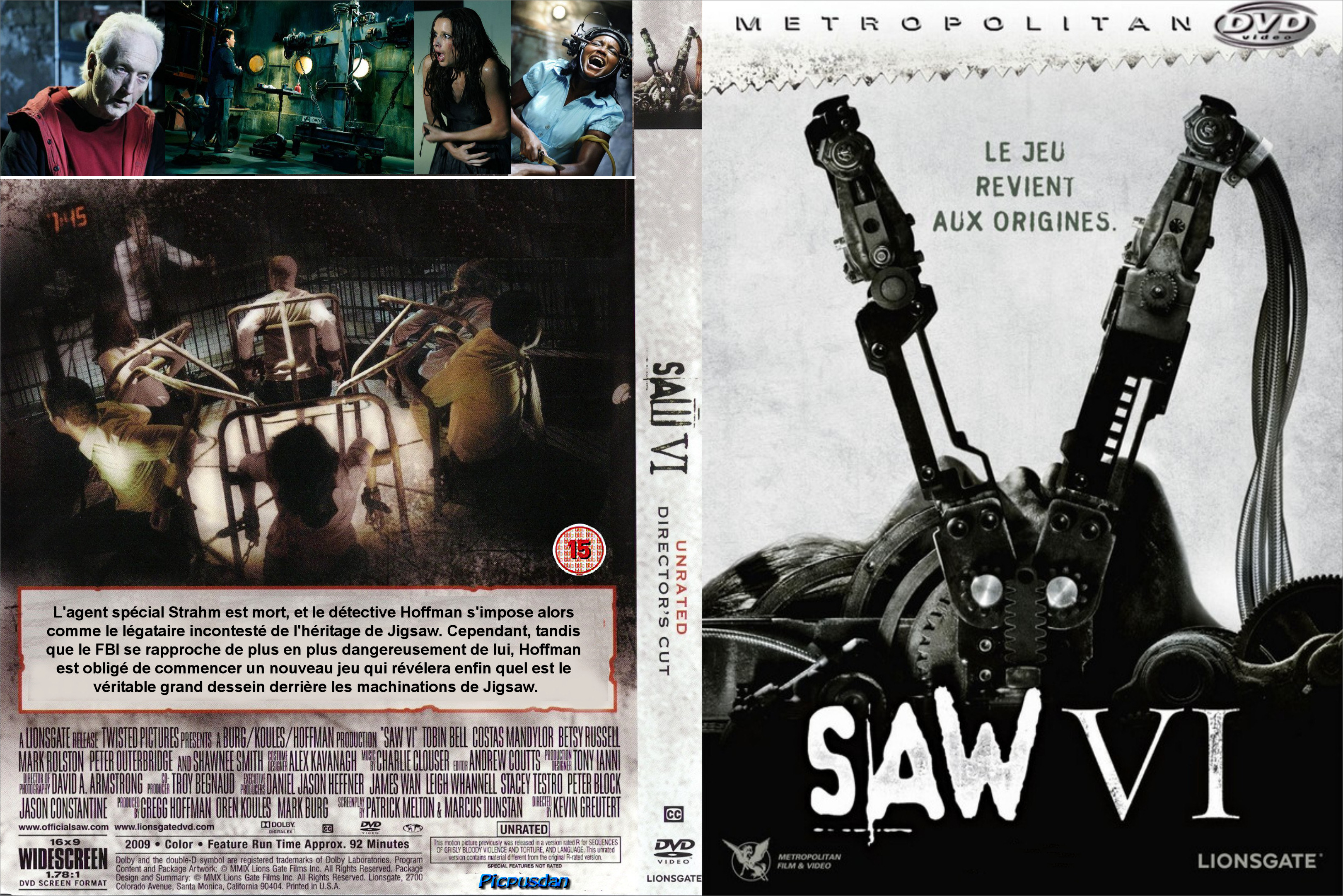 saw 6 dvd Gallery