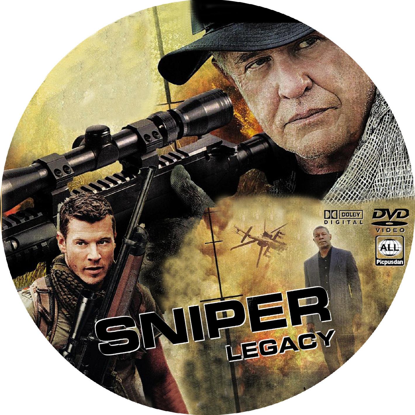 sniper legacy movie